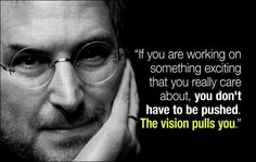 """Thanks for the wisdom Steve Jobs. So true. Vision Quotes, Job Quotes, Wise Quotes, Great Quotes, Motivational Quotes, Inspirational Quotes, Leader Quotes, Quotes Images, Intuition"