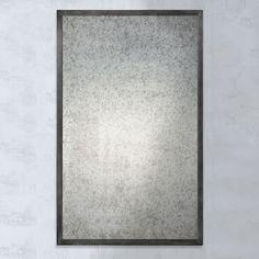 Industrial Wall Mirror | west elm