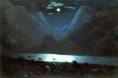 Arkhip Kuinji - The Canyon of Darial