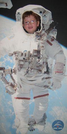 Marc Garneau - A Preschool Outer Space Interview