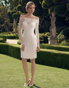 Timeless Casablanca Wedding Dresses 2014 - MODwedding