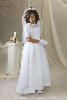 another first holy communion dress that I love