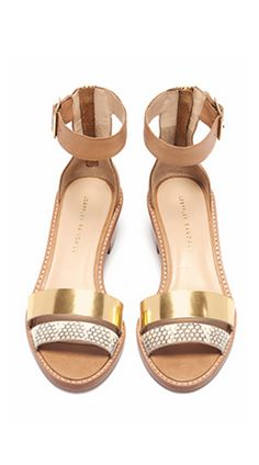 Strappy sandals by Loeffler Randall