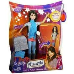 """♣Alex Russo """"wizards of waverly place"""" doll♣ツ"""