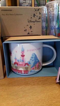 New Starbucks cups at Disneyland parks.. ºoº