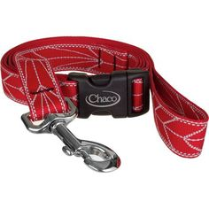 When it comes to Chaco, the whole family is a fan and that includes Fido—although, his fandom is a little more akin to compulsive licking than it is obsessive brand loyalty. The Dog Leash is fashioned with Chaco's famed and durable polyester jacquard webbing, and the reflective threads add a hint of extra visibility when meandering in low-light conditions.