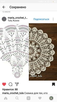 Most up-to-date Free of Charge Crochet Doilies centerpiece Thoughts Doily Centerpiece Pineapple Table Linen Placemat Home Decoration Crochet lace tabletop decor Crochet Doily Diagram, Crochet Doily Patterns, Crochet Chart, Thread Crochet, Crochet Motif, Crochet Stitches, Free Crochet, Crochet Circles, Crochet Round