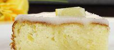 Лимонный пирог бабушки Паскаля