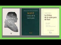 LA CRÍTICA DE LA RAZÓN PURA de KANT | Audiolibro completo en español - Immanuel Kant - YouTube