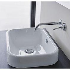 Architectura Waschtisch, Waschtisch Aufsatz, Waschtische ...   {Duravit waschbecken eckig 91}