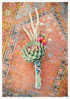 succulent boutonniere or bridesmaid bouquet inspiration Bouquet Bride, Wedding Bouquets, Wedding Flowers, Diy Bouquet, Boquet, Purple Bouquets, Cactus Wedding, Bouquet Wrap, Flower Bouquets