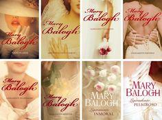 Especial sagas románticas: Mary Balogh
