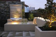 modern landscaping - Google Search