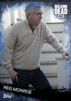 Walking Dead Series, Walking Dead Season, The Walking Dead, Walking Dead Pictures, Season 7, Men Sweater, Big Time, Norman Reedus, Trading Cards