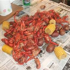 Can't wait for st pattys day crawfish boil. Going to be a blast.