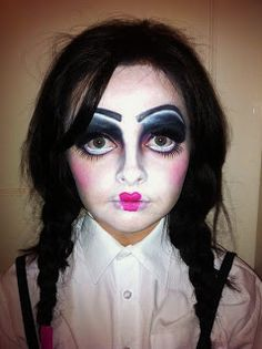 Because I Love Life: Costume # 3: Cute or Creepy Doll!