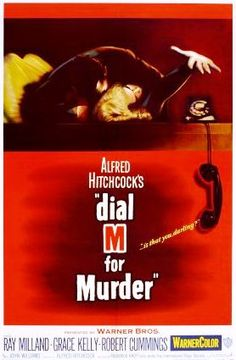 Dial M For Murder (1954) Directed & Produced by #AlfredHitchcock Based on #DialMforMurder by #FrederickKnott Starring #RayMilland #GraceKelly #RobertCummings #JohnWilliams #Hollywood #hollywood #picture #video #film #movie #cinema #epic #story #cine #films #theater #filming #opera #cinematic #flick #flicks #movies #moviemaking #movieposter #movielover #movieworld #movielovers #movienews #movieclips #moviemakers #animation #drama #filmmaking #cinematography #filmmaker #moviescene