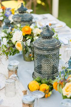 Moroccan inspired wedding - photo by Ana and Jerome Photography http://ruffledblog.com/destination-wedding-in-cabo-with-citrus
