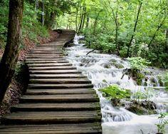 Parque de lagos Plitvice: naturaleza pura en Croacia