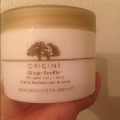 Origins Ginger Souffle Never used/opened, worth 35$, great natural smell, as for some of you know this is a pricy good brand that focuses on natural ingredients Origins Makeup