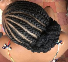 ideas for braids hairstyles cornrows natural hair African Braids Hairstyles, Retro Hairstyles, Braided Hairstyles, Protective Hairstyles, Cornrows Natural Hair, Pelo Retro, Twisted Hair, Natural Hair Styles, Short Hair Styles