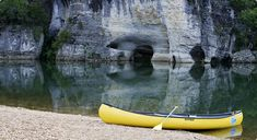 The Buffalo River. The most beautiful place to float ad enjoy nature. We always canoe through Buffalo River Outfitters, they have the best prices and are very friendly!