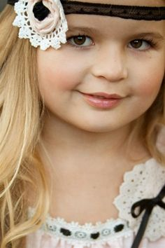 Dollcake Clothing - School Is Out Headband (First Age 2-8) Fall 2012