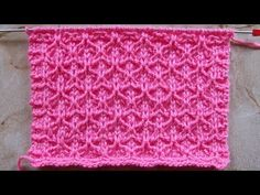 Trendy Crochet Patterns For Beginners Tunisian 61 Ideas Crochet Flower Hat, Crochet Scarf Easy, Crochet Mittens, Booties Crochet, Crochet Yarn, Tunisian Crochet, Knitting Videos, Knitting Charts, Knitting Stitches