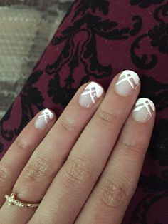 Fancy French tips