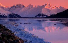 See a Glacier in Alaska
