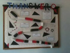 RA Bulletin Board ANSWER BALL! Check out the video to see just how awesome this is!