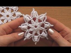Crochet motif tutorial VERY EASY Crochet motifs for beginners, My Crafts and DIY Projects