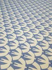 Scion Pajaro Electric Blue Curtain Craft Fabric 3 Metres Scion Fabric, Blue Curtains, Fabric Samples, Electric Blue, Fabric Crafts, Home Furnishings, Fabric Design, Handmade, Ebay