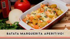 Batata Marguerita Aperitivo - Receitas de Minuto EXPRESS #69