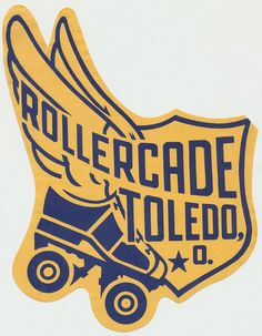 Rollercade - Toledo, Ohio by The Pie Shops Collection, via Flickr