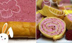 Low Carb Rezept für eine leckere Xucker-Himbeer Biskuitrolle (zu Ostern). Wenig Kohlenhydrate und einfach zum Nachkochen. Super für Diät/zum Abnehmen.