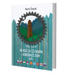 Můj první e-book z cyklovýpravy: Na kole za čečenským dobrodružstvím 2014