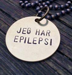 Bilde av Jeg har epilepsi