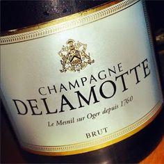 NV Champagne Delamotte Brut