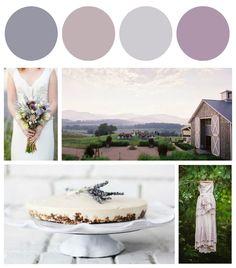 Lavendar Wedding Inspiration