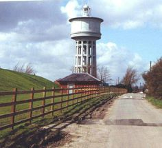 Watertower Ossett , Gawthorpe.