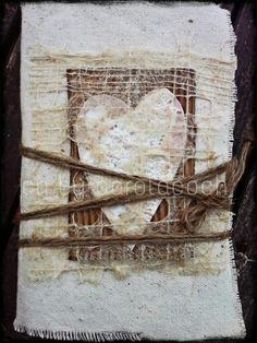 I love it... art journal by ch... #scrapbooking #alteredbook #artjournal #scrap #mixedmedia #chbycarolacoch #inspiration #vintage