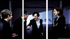 Click to see gif. It is like you've just been yelled at by Sherlock!