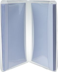 TWO-POCKET LARGE INVITATION HOLDER - Products for Jehovah's Witnesses by Madzay Color Graphics Inc - www.madzay.com