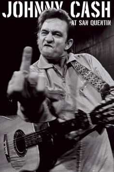 Johnny Cash- San Quentin