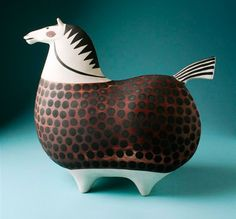 The Springer - Stig Lindberg. Fine, very beautiful ceramic. Elegant and yet still cute. Love it.