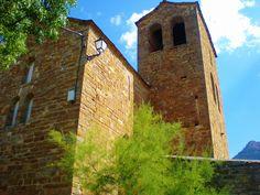 Os invitamos a pasear por laiglesia de San Andrés de Satué. #historia #turismo  http://www.rutasconhistoria.es/loc/san-adres-de-satue
