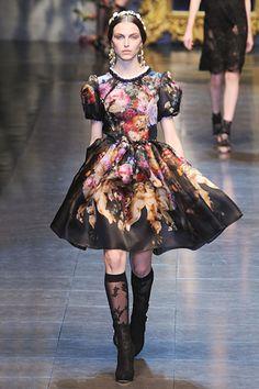 Dolce & Gabbana  Fall 2012 RTW »