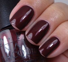 OPI Mariah Carey Holiday Collection 2013 – Sleigh Ride For Two