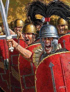 """""""MORSUS TEMPUS!!!""""--- """"EUAAAX!"""" (Republican Romans or in Latin: Popularis Romanus)."""